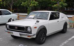 1973年 日産 チェリー クーペX-1R Nissan, Car Animation, Toyota, Datsun Car, Jdm Tuning, Japan Cars, Jdm Cars, Retro Cars, Motor Car