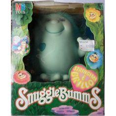 Snuggle Bumms - pupazzo Babbo Gently 1985