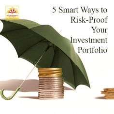Here we suggest 5 smart and innovative ways to create a risk free investment portfolio.