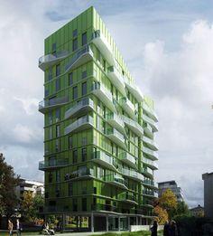 Utopia Arkitekter – Gröna huset