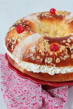 Postreadicción galletas decoradas, cupcakes y pops: Roscón de Reyes