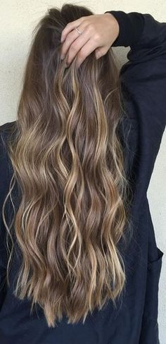 Trendy Hair Color Ideas 2018 : love this - balayage brunette highlights - Couleur Cheveux 01 Hair Day, Gorgeous Hair, Hair Looks, Dyed Hair, Hair Inspiration, Hair Inspo, Fashion Inspiration, Cool Hairstyles, Hairstyle Ideas