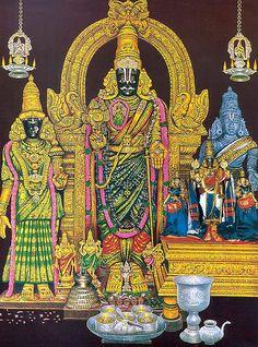 Parthasarathy perumaal, triplicane, chennai..
