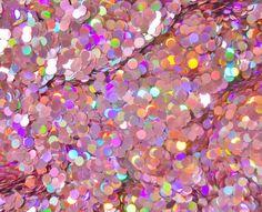 AH! Chunky rainbow glitter!!