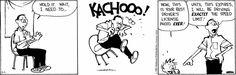 Calvin and Hobbes Comic Strip September 05 2015 on GoComics.com