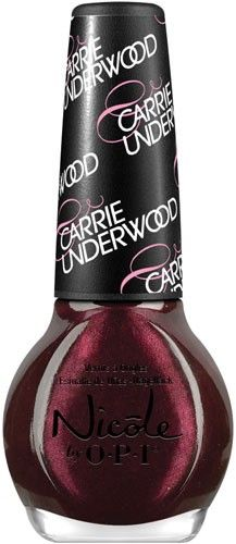 Backstage Pass   Nicole By OPI #carrieunderwood