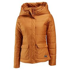 Merrell Women's Eva Puffy Redux Cinnamon! Had to search around to get cinnamon in small, but - I did, and it was even less expensive! Score! Love the cowl/hood/collar options, and it will make hiding in pumpkin patches easy peasy.
