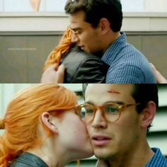 The Shadowhunters - Simon and Clary's friendship Family Tv Series, Abc Family, Book Series, Smallville, Outlander, Reign, Simon And Clary, Miss Fisher, Shadowhunters Tv Series