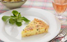 en su Propuesta Salada para el mes de Marzo nos invita a preparar un clásico de la gastronomía francesa, Quiche   Este mes, nuestra propuesta es muy versátil, se trata de elaborar un quiche, el cual podréis rellenar de los ingredientes que deseéis, nosotros os ofrecemos la receta del tradicional …