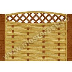 Gard din beton - Model Saxon 1.  Pentru comenzi și detalii sunați la 0749 123 451.  #home #garden #gardbeton #modelegard Wicker Baskets, Home Decor, Decoration Home, Room Decor, Home Interior Design, Home Decoration, Woven Baskets, Interior Design