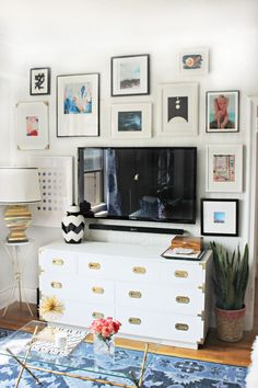 Gallery Wall Tips and Sources