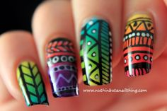 Nail Designs Colours