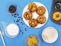 This Doughnut Is the Most Fall Dessert Ever #RueNow