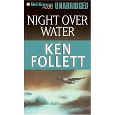 Night Over Water by Ken Follett is about a luxury airplane that carried passengers from England to America in the 1930's. Like all Follett's books it's immediately engaging and transporting  -from bargainaudiobooks.co.uk