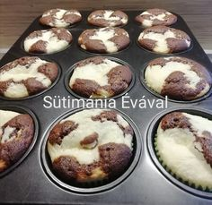 Winter Food, Confectionery, Sweet Recipes, Muffin, Paleo, Food And Drink, Low Carb, Cupcakes, Sweets