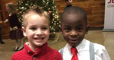 EXTREME CUTENESS AHEAD: A mom named Lydia Stith Rosebush posted a story on Facebook about her 5-year-old son, Jax, who wanted to get the same haircut as his best friend, Reddy, to fool their teacher.