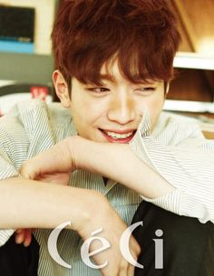 Seo Kang Joon for CeCi