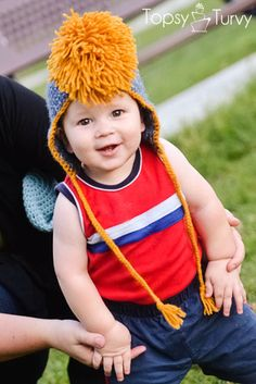 crochet-baby-child-adult-mohawk-pattern by imtopsyturvy.com, via Flickr