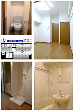 Tokyo Minato Apartment for Rent ¥95,000 @ Mita 5 mins 22.9 ㎡ Please Ask shion@jafnet.co.jp