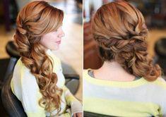 Braided Updo #haircareawards,