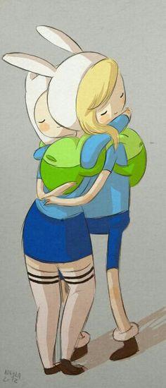 Fin y Fiona