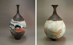 Vessels Gallery March 1 – 31, 2013 New Work in Raku by Steven Branfman OPENING RECEPTION March 1, 2013 6-8:30 PM