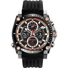 2a34988b55d Relógio Masculino Bulova Analógico Esportivo WB31603P Esportes