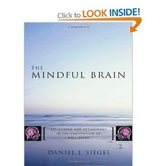 The Mindful Brain in Human Development: Reflection and Attunement in the Cultivation of Well-being (Norton Series on Interpersonal Neurobiology) Daniel J, Human Development, Yoga For Kids, Book Show, Emotional Intelligence, Neuroscience, Psychology, Reflection, Brain