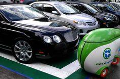 GeoWashed Bentley in Miami