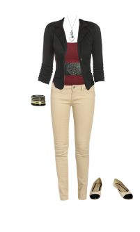 WetSeal.com Runway Outfit:  At The Cubical by TheRedQueen88. Outfit Price $90.00