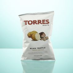 Patatas Torres - Black Truffle Chips 125g