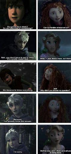"""""""It's okay, Jack"""" :'("""