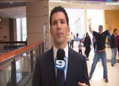 VIDEO: Reporter gets revenge against people who want to be on TV
