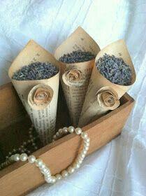 Inspiración de conitos para boda :) 19