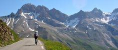 Bike Tour: Climbing the Col du Galibier