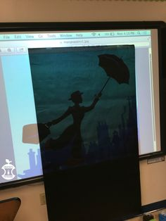 How-to Create a Mary Poppins Bulletin Board Disney Bulletin Boards, Music Bulletin Boards, Classroom Bulletin Boards, Classroom Door, Music Classroom, Future Classroom, Classroom Themes, Teaching Music, Teaching Resources
