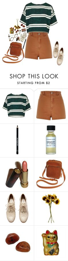 """""""i love the 1975."""" by fuck0ffbye ❤ liked on Polyvore featuring Topshop, NARS Cosmetics, Givenchy, Avon, H&M and John Lewis"""