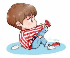 chibi wanna one jihoon Chibi, Cartoon Fan, Korean Art, Kpop Drawings, Cute Art, Cartoon, Cute Drawings, Fan Art, Anime Chibi