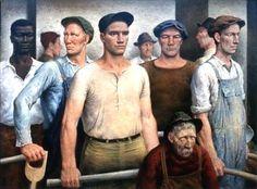 Famous Realism Art   Realism In Modern Art: Social Realism