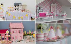 Dollhouse party