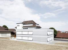 Gautschi Lenzin Schenker . SCHULHAUSERWEITERUNG . Beinwil Freiamt (3)