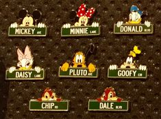 Disney Streets Mystery Pin Collection 2016