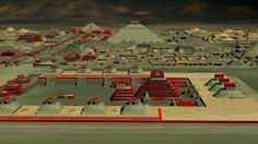 teotihuacan 3d - Bing Images