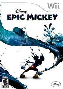 Amazon.com: Disney Epic Mickey - Nintendo Wii: Video Games