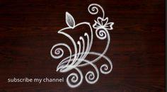 Rangoli Designs Flower, Rangoli Border Designs, Colorful Rangoli Designs, Beautiful Rangoli Designs, Kolam Designs, Rangoli Borders, Kolam Rangoli, Hindu Vedas, Small Rangoli