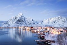 Reine - Norway