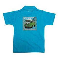 My way - Polo t shirt van katoen. Basic model valt slank gesneden met korte. De opdruk van de my wayvw camper  is 14x14cm groot en is gedrukt op de achterkant.  Het shirt kan gewoon in de wasmachine op 40 graden gewassen worden. Niet in de droger.