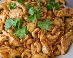 My Pinterest Reality: Healthy Eats Friday- Crockpot Cashew Chicken