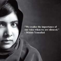 The One Quote That Proves Malala Should Have Won the Nobel Peace Prize