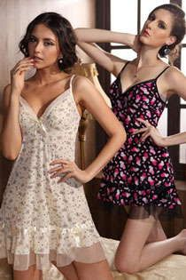 A gorgeous 2 nightdress combo comes with matching panties. They carry adjustable shoulder straps and lace at the bottom of the dress. Nightwear Online, Online Lingerie, Premium Brands, Formal Dresses, Stand Strong, Lace, Stuff To Buy, Shoulder Straps, Women